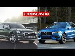 audi q5 model comparison 2017 volvo xc60 vs 2017 audi q5 comparison interior exterior