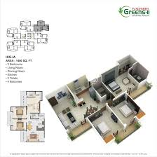 overview panchsheel greens ii at sec 16 noida extension