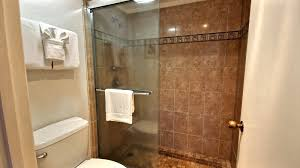 kbm hawaii papakea pkh 205 luxury vacation rental at large tub shower combo with updated tile work