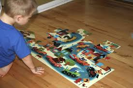 mudpuppy puzzle review giveaway the b keeps us honest nc