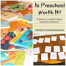 is preschool worth it the stay at home mom survival guide