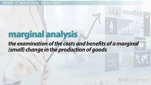 marginal analysis in economics definition formula u0026 examples