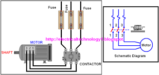 three phase dol starter wiring diagram wiring diagram