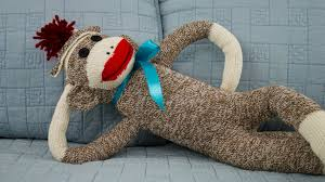 how to make a classic sock monkey youtube