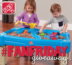 step 2 sand and water table enter to win a step 2 cascading cove sand water table life with