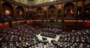 parlamento seduta comune i partigiani della resistenza nazifascista per la prima volta in