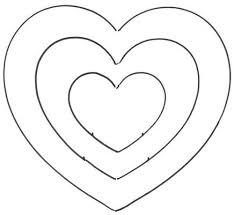 Muito Como Fazer Porta-Aliança em Formato de Coração &FR12