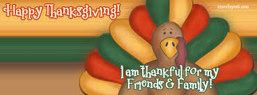 my thanksgiving thankful for my friends and family thanksgiving cover