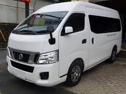 nissan urvan 2016 file nissan nv350 caravan microbus gx e26 front jpg wikimedia