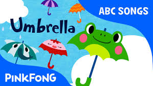 u umbrella abc alphabet songs phonics pinkfong songs for
