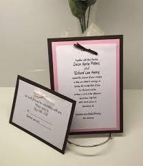 Diy Invitations The 25 Best Diy Wedding Invitation Kits Ideas On Pinterest