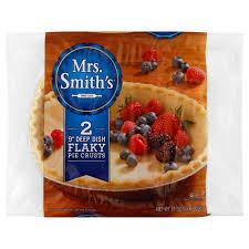 mrs smith u0027s 9 inch flaky homestyle deep dish pie shells u2011 shop
