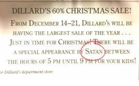dillard s 60 sale from december 14 21 dillard s will be