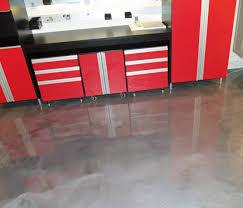 Industrial Concrete Floor Paint Metallic Epoxy Floor Coatings Are A New Trend That Is Slowly