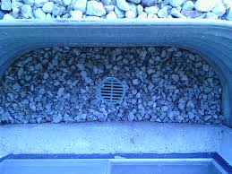 Basement Window Well Drainage by Window Drain Services Pouwels Basement Specialists Green Bay