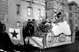 throw back thursday 1924 the macy s thanksgiving day parade