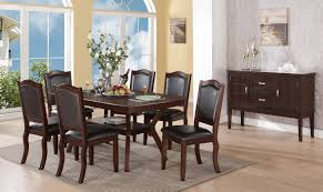 Dark Dining Room Table by Dining Room Furniture