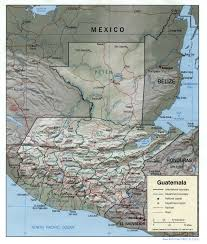 Eso Maps Nationmaster Maps Of Guatemala 9 In Total