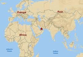 world map city in dubai dubai in map major tourist attractions maps