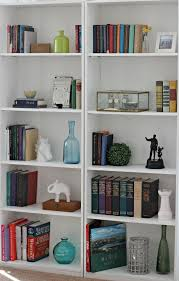 17 best bookcase decor images on pinterest bookcase styling