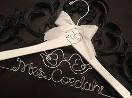 Wedding Dress Hanger Best 25 Bridal Hangers Ideas On Pinterest Bridesmaid Dress