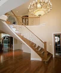 Free Standing Stairs Design Wooden U0026 Wrought Iron Staircase By Stair Com