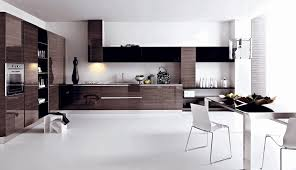 Modular Kitchen Small Space - small kitchen ideas gray cultured marble surface smooth brown