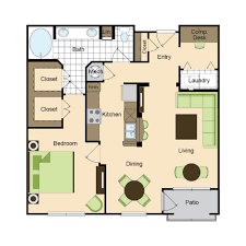 Floors Plans by Floor Plans Phipps Place Luxury Buckhead Apartments In The Atlanta