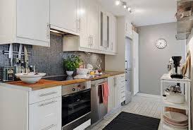 kitchen cabinets white upper cabinets grey lower small yellow