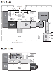 Floor Plan Designs Museum Maps Cooper Hewitt Smithsonian Design Museum