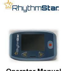 10002 rhythmstar user manual rhythmstar operator u0027s manual pub