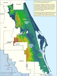 Map Of Kissimmee Florida by Lidar Availability For South Florida Geodemesne