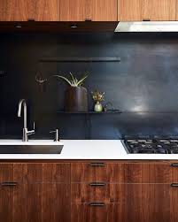 black kitchen backsplash best 25 black backsplash ideas on teal kitchen tile