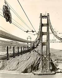 39 rarely seen vintage photos of the golden gate bridge under