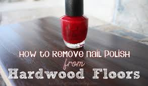 how to clean nail wood flooring ask