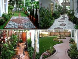 Wonderful Stunning Landscape Design Ideas For Your Small - Design for small backyard