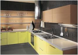 Modular Kitchen Small Space - modular kitchen in small space enhance first impression inoochi