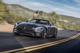 mercedes amg sports 2018 mercedes amg gt c roadster drive review a special
