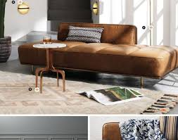 daybed leather daybed sofa home design awesome lovely on leather