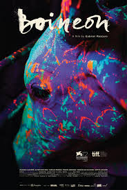 Exotic Colors by Exclusive U0027neon Bull U0027 Poster Gives Tiff And Venice An Exotic