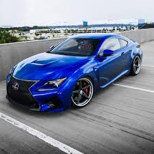 lexus rcf blue vws 3 u2022 20x9 5 20x11 in stock for lexus rcf u0026 gsf lexusboys