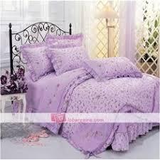Lilac Bedding Sets Purple Bed Duvet Cover Bedding Set Martina Floral Designer