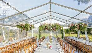 clear wedding tent clear top wedding marquee with high peak for sale in ohio