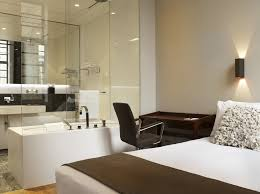 apartment outstanding studio apartment design with white leather