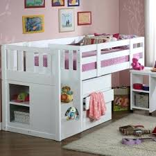 Mid Sleeper Bunk Bed Cabin Beds With Steps Hermelin Me