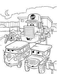 cars 38 coloringcolor com