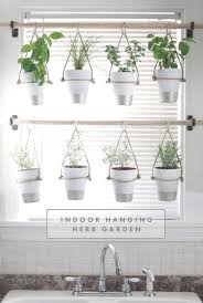 kitchen ideas indoor herb garden kit modern kitchen window window