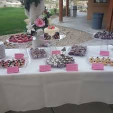 small buffet table ls small bites dessert bakery 24 photos desserts vail az phone