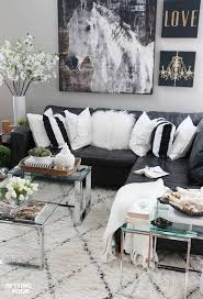 Decorating Ideas For Coffee Table 5 Tips To Decorate Accent Tables Like A Pro Setting For Four