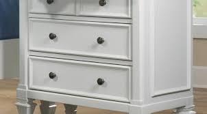 bright figure white drawer cabinet elegant 3 drawer nightstand